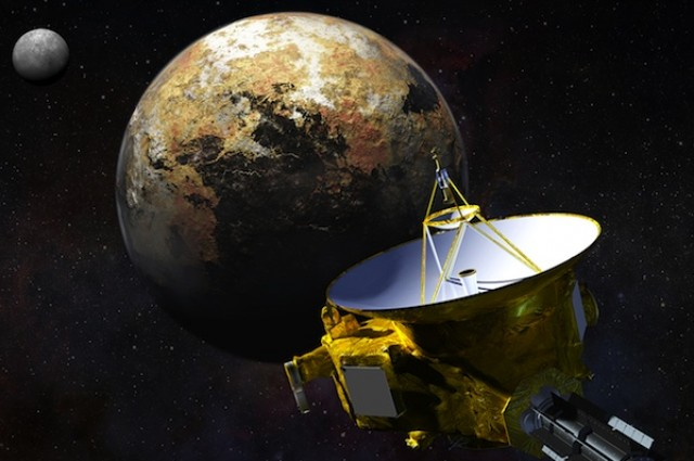 New Horizons Pluto Encounter